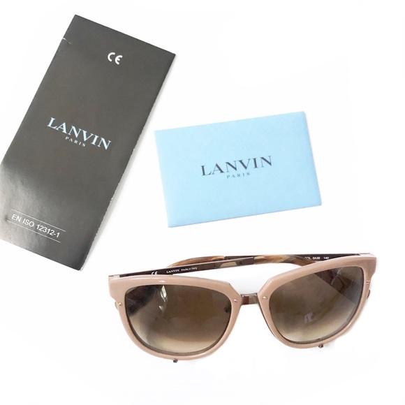 1e96d128c8a4 Lanvin Accessories | Sunglasses Style Sln 046 | Poshmark